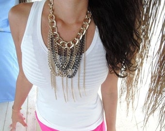 Chain Glamour necklace