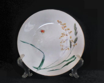 Heinrich & Co Porcelain Salad Plate in the Sommer Pattern