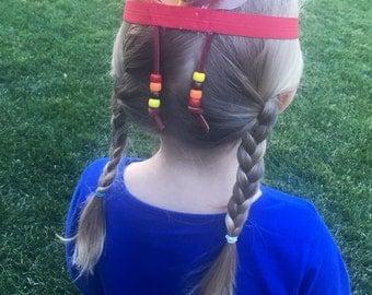Native American Inspired Headband