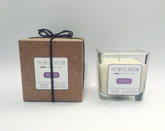 10 oz Fig Tree Soy Candle