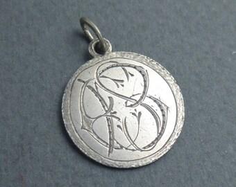 Coin silver Love Token 1877 dime