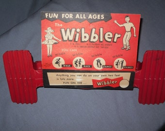 Vintage WIBBLER