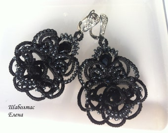"Earrings ""Premiere"""