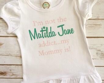 M2M Matilda Jane, Sew Sassy, Matilda Jane Addict