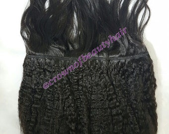 NEW ITEM!Braid In Bundles,Popular,Latest Item,Braidable Weft,Braid in Hair Bundles,Braid in Bundles,Braid in Wefts,Braid in Human Hair Wefts