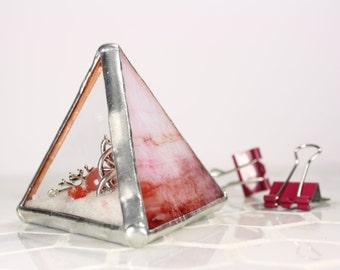 Double Helix DNA Paperweight, Science Nerd Gift, Biology Art, Scientist Gift, Science Decor, Biologist Gift, Laboratory Decor, Science Gift