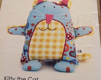 Kitty the Cat sewing kit - Jennifer Jangles