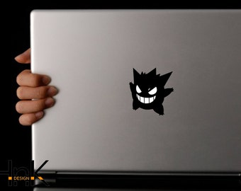 MacBook decal/ Macbook vinyl decal/ macbook sticker/ anime decal/ macbook air decal/ macbook pro decal hnkmd084