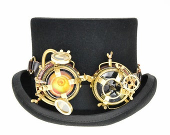 steampunk brass goggles MG5030