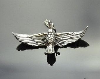 Pendant Phoenix Silver