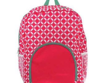 Personalized Backpacks and Lunch boxes