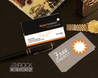 Networking cards Etsy