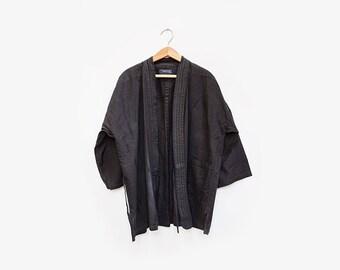 Wabi Sabi Cotton/Linen Kimono Jacket OS
