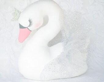 Bespoke Odette Swan Doll