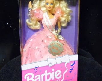 Anniversary Star Barbie Doll