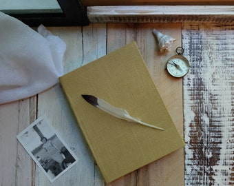 Linen Journal - Sea Oats