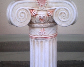 For Sale Ionic Column - Classical Architecture - Ionic Order