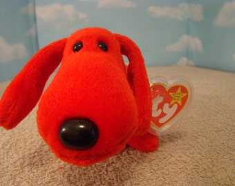 Rover the Red Dog