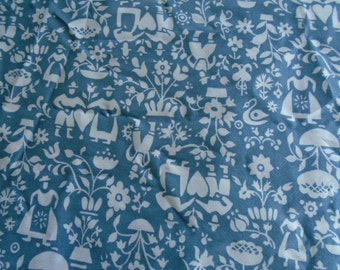 Vintage Fabric, Sold by the Half Yard