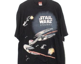 Vintage 90s Star Wars Shirt