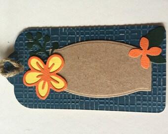 6 Handmade gift tags