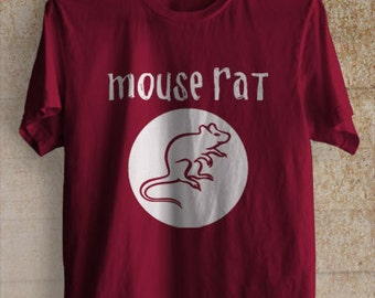 Mouse Rat shirt tshirt clothing unisex adult tee