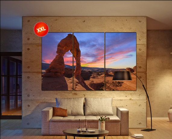 Arches National Park  canvas wall art Arches wall decoration Arches canvas wall art art Arches large canvas wall art  wall decor