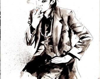 Nick Cave prints