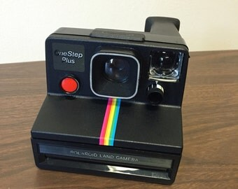 Polaroid SX-70 One Step Plus Land Camera
