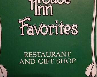Cliff House Inn Favorites. Scenic Hwy 7 Jasper Arkansas.