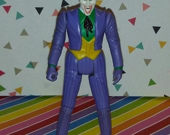 Vintage 1980s Kenner Super Powers Joker Figure