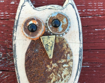 Small wood owl