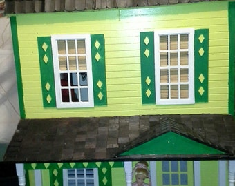 Doll House for 11 1/2 inch Doll
