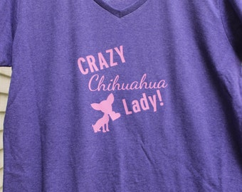 Crazy Dog Lady - choose your breed