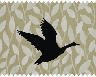 Flying Goose II - svg - ai - dxf - cdr - pat - jpeg - png - pdf -wmf -docx -Printable Clipart -Cricut -Vinyl Cutting -Laser Engraving