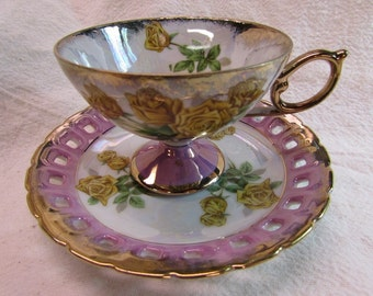 Norcrest Cup and Saucer