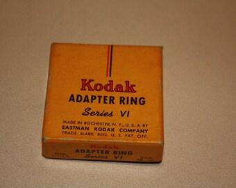 Vintage Kodak Adapter Ring