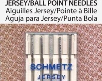 Schmetz 80/12 Ballpoint Needles 5 Pack
