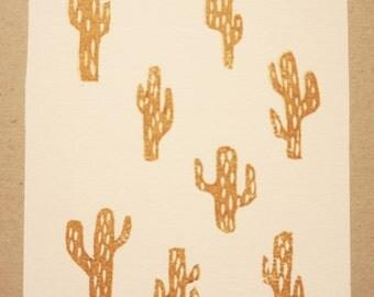 Map postal mini cactus