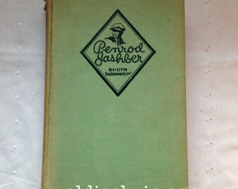 Penrod Jashber by Booth Tarkington 1929 Vintage Hardcover Kid Detective Story Good Book