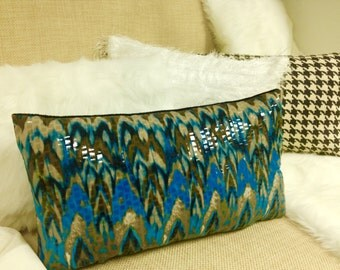 Coussin '' CHIC SHIMMER''