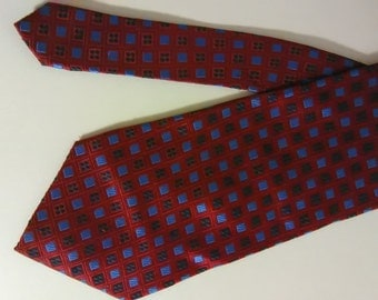 65.  Courage Silk Tie