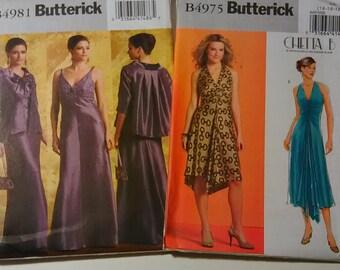 47.  Two (2) Butterick Pattern