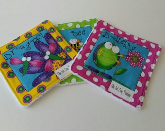 Baby wash cloths -baby wipes - baby gift - baby essential- ready to ship
