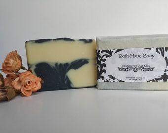 Cashmere Goat Milk Soap