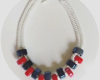 Ceramic Breeze Necklace