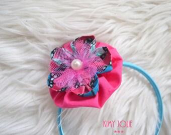 """Headband """"Spring Flower"""""""