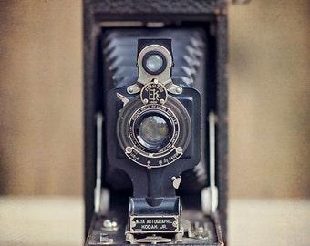 Gift For Photographer, Camera Wall Decor, Vintage Camera Decor, Antique Farmhouse Art, Antique Camera Wall Art, Photographer Gift