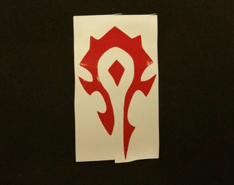 World of Warcraft decals