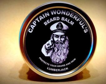 Womderful's - Lumberjack Beard Balm
